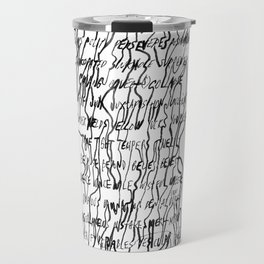 FORMIDABLE...ADVERSITY Travel Mug