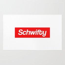 schwifty Rug