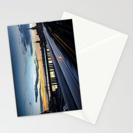 Stockholm Night - Slussen Stationery Cards
