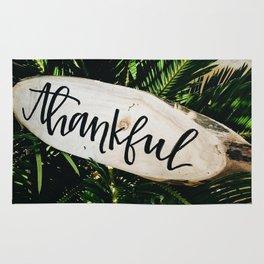 Thankful Botanical (Color) Rug