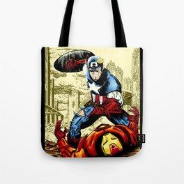 Civil War, Hail Hydra! Tote Bag