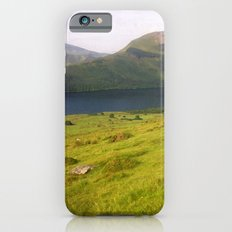 Wales watercolour iPhone 6 Slim Case