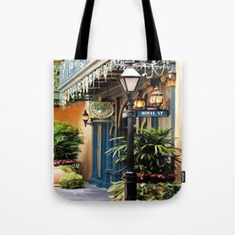 Royal Street Tote Bag