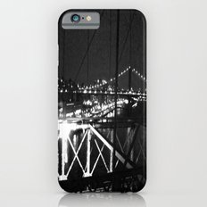 WHITEOUT : Standing 'Top the Bright Lit City iPhone 6s Slim Case
