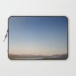 Autumn Sunrise over lake Windermere Laptop Sleeve