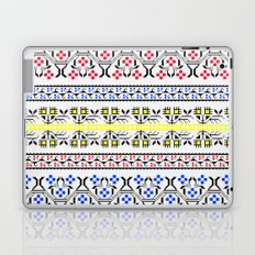 Folk Embroidery Laptop & iPad Skin