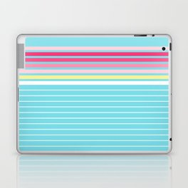 Vintage T-shirt No9 Laptop & iPad Skin