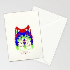 WOLF RGB Stationery Cards