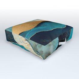 Blue Whale Outdoor Floor Cushion