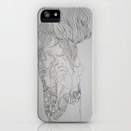 Mi Amor iPhone Case