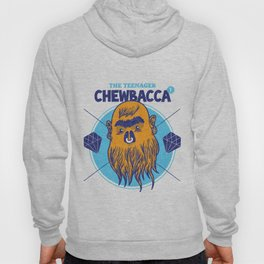 Hipster Chewie Hoody