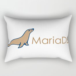 MariaDB (Maria db) Rectangular Pillow