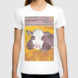 A Heifer Calf Named Darla T-shirt