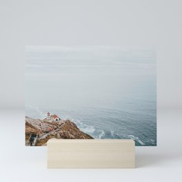 Point Reyes Lighthouse / California Mini Art Print