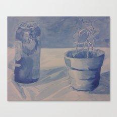 Plant Still Life 3 Canvas Print