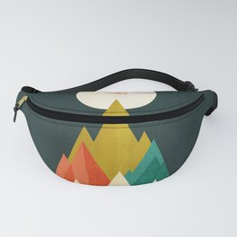 Life is a travel Fanny Pack