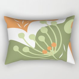 Nature Geometry 03 Rectangular Pillow