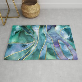 The Magnetic Tide Rug