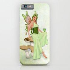 Absinthe the Green Fairy iPhone 6s Slim Case