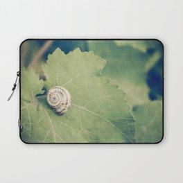 Shell Tan Laptop Sleeve