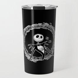 Ya Ha - Skull Party Travel Mug