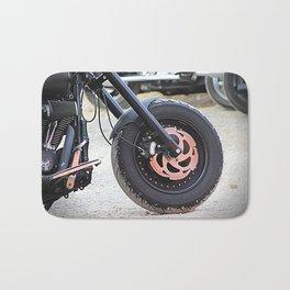 Harley´s Wheel Bath Mat