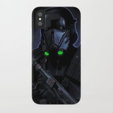 Deathtrooper Slim Case iPhone X