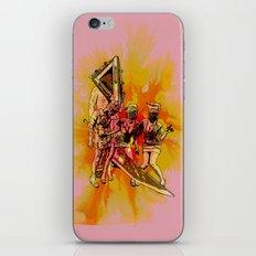Silent Thrill iPhone & iPod Skin