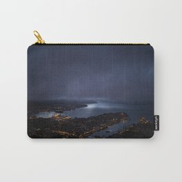 Bergen At Night Carry-All Pouch