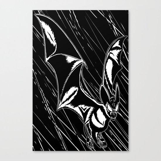 Bat Attack! Canvas Print