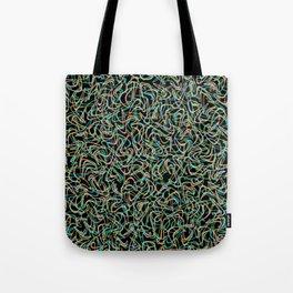 Boomerang Neon Tote Bag