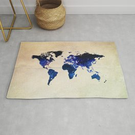 Big World Out There Rug