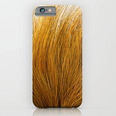 Orange Fuzz Slim Case iPhone 6s