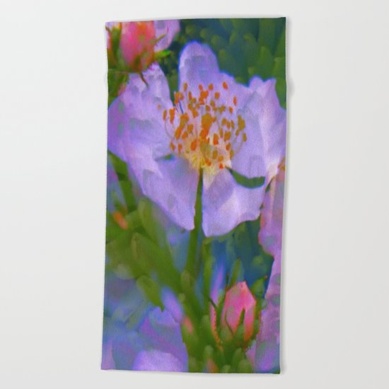 Intoxicating Beauty Beach Towel