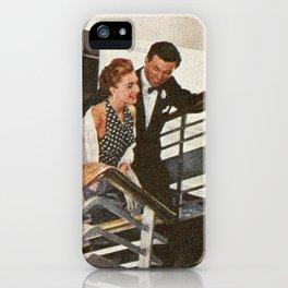Star Cruising iPhone Case