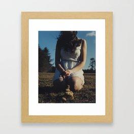 Mystics VIII Framed Art Print