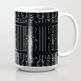 Darklit Metal Roses Coffee Mug