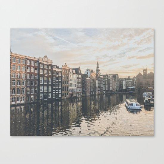 Amsterdam III Canvas Print