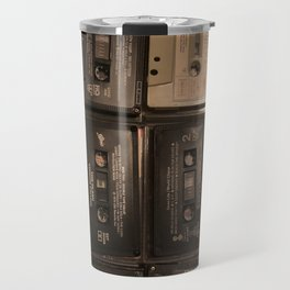 The Mixed Tape Project Travel Mug