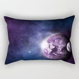 Outer Space (Color) Rectangular Pillow
