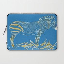 Stripped Zebra Laptop Sleeve
