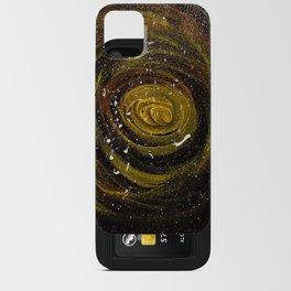 My Galaxy (Mural, No. 10) iPhone Card Case