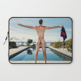 Freedom In Summer Laptop Sleeve