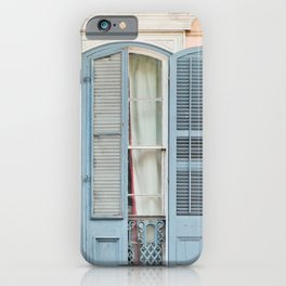 Shotgun House #2 - New Orleans Photography iPhone Case