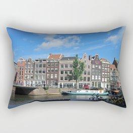 Amsterdam I Rectangular Pillow