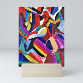 12,000pixel-500dpi - Patrick Henry Bruce - Composition III - Digital Remastered Edition Mini Art Print