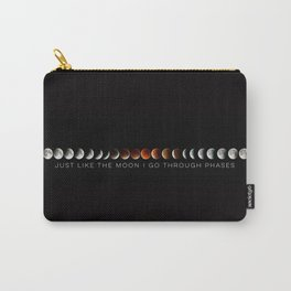 Just like the moon Carry-All Pouch