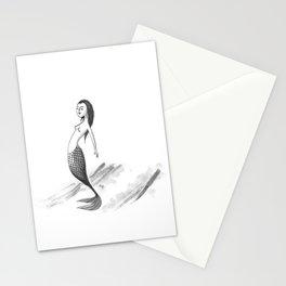 Hang Ten Mermaid Stationery Cards