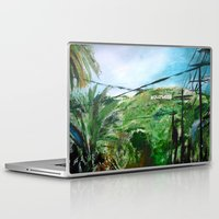 hollywood Laptop & iPad Skins featuring Hollywood by James Peart