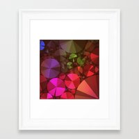 "diamonds Framed Art Prints featuring ""Diamonds"" by Mr and Mrs Quirynen"
